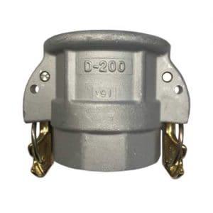 Zaślepka wtyku – DC – MIL A-A-59326A – Self-Lock [AL]